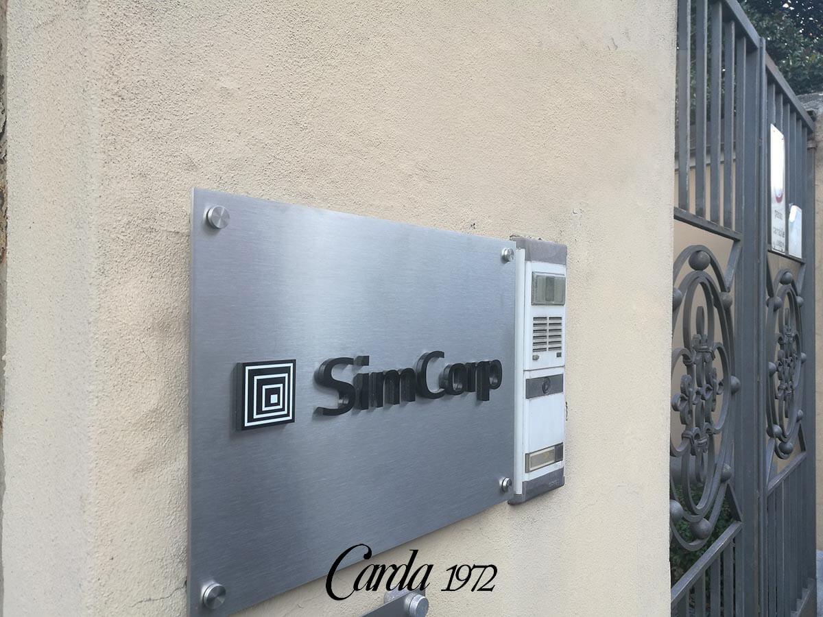 Targhe-SimCorp