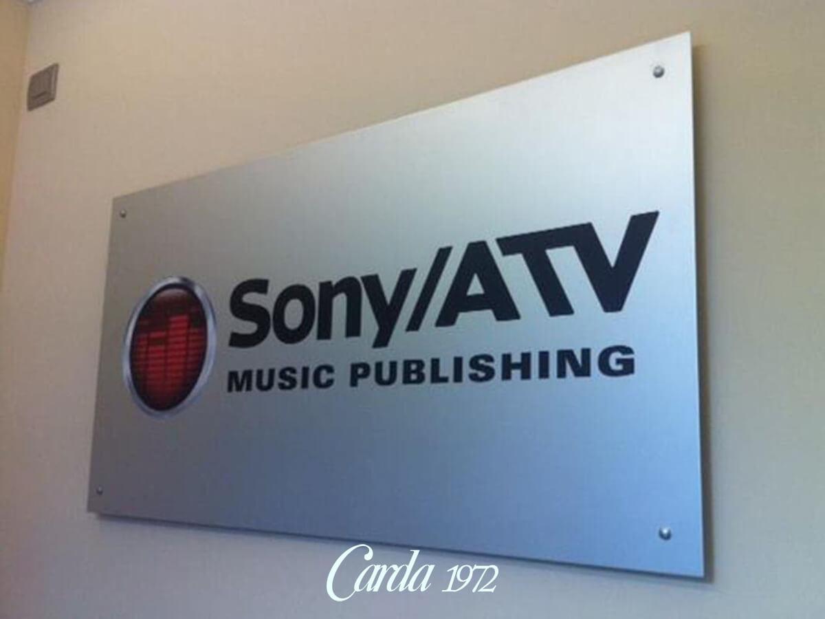 Targhe-Sony